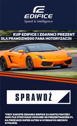 Odbierz VOUCHER na jazdę za kierownicą Lamborghini Gallardo