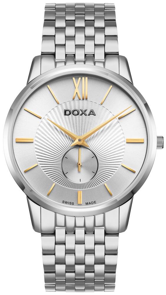 Doxa 105.10.022Y.10 - zegarek męski