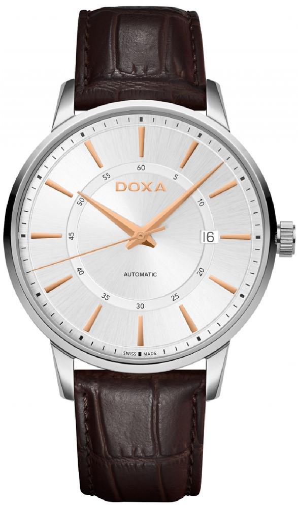 Doxa 107.10.021R.02 - zegarek męski