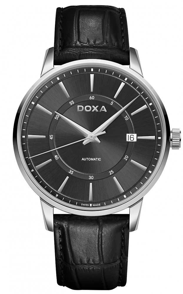 Doxa 107.10.121.01 - zegarek męski