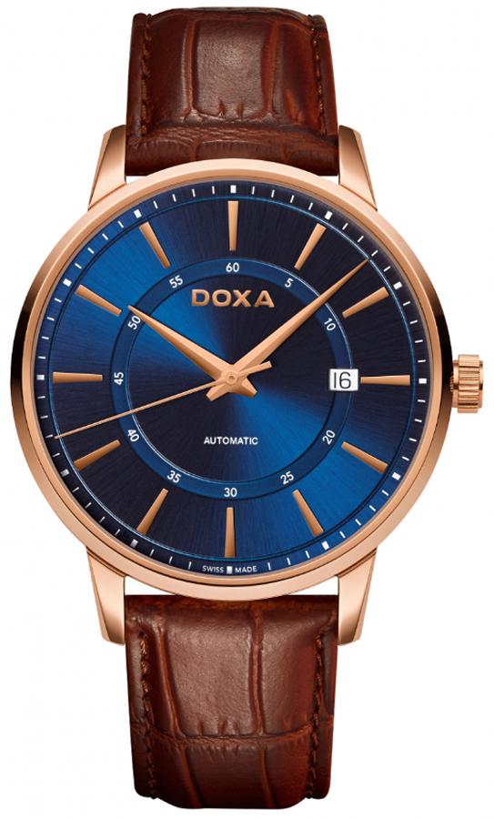 Doxa 107.90.201.02 - zegarek męski
