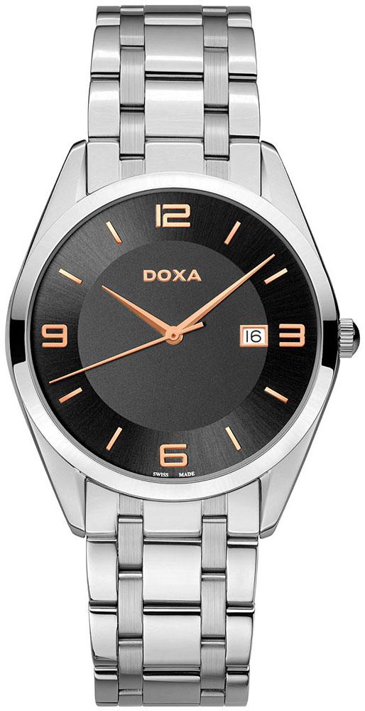 Doxa 121.10.103R.10 - zegarek męski