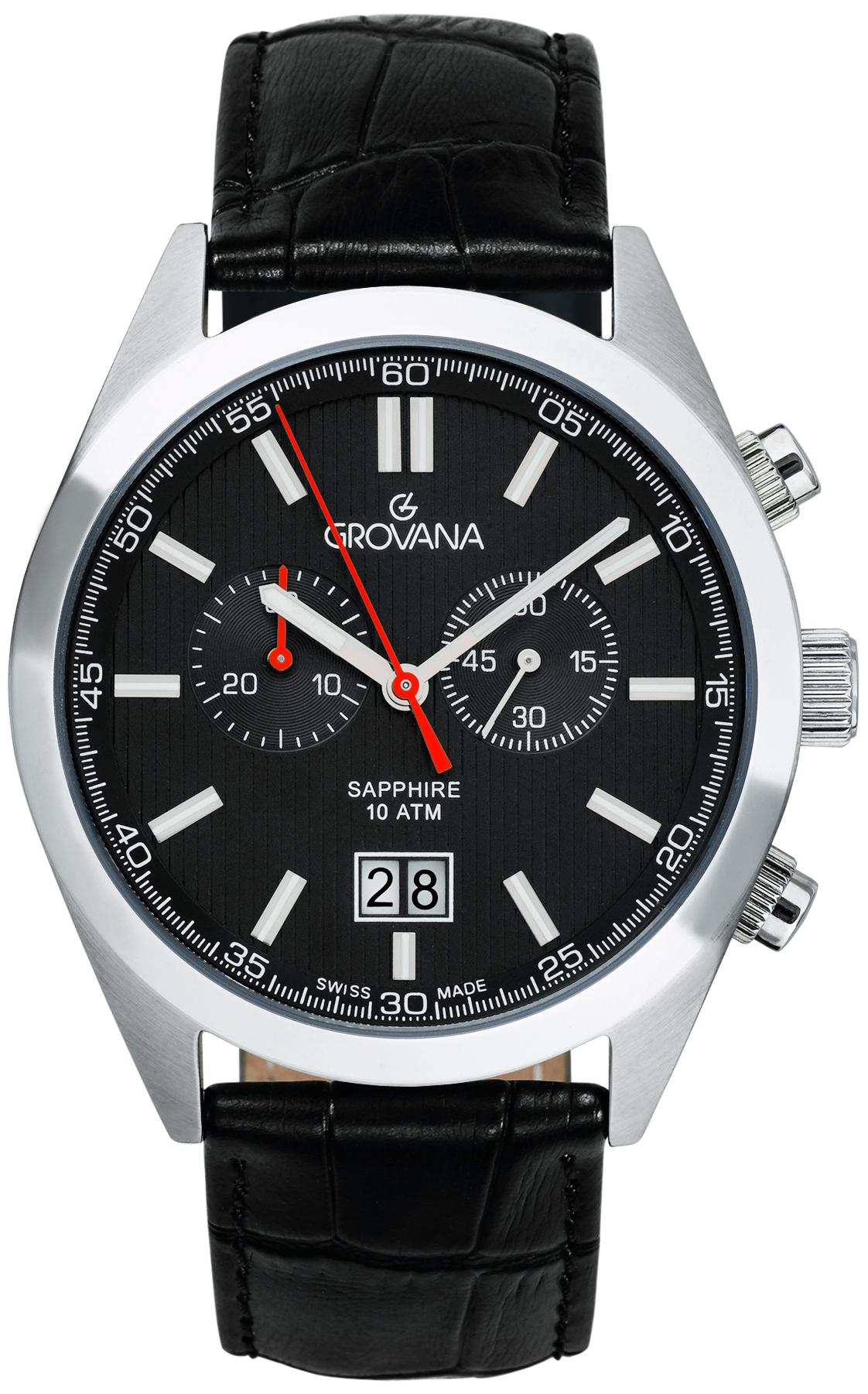 Grovana 1294.9537 - zegarek męski