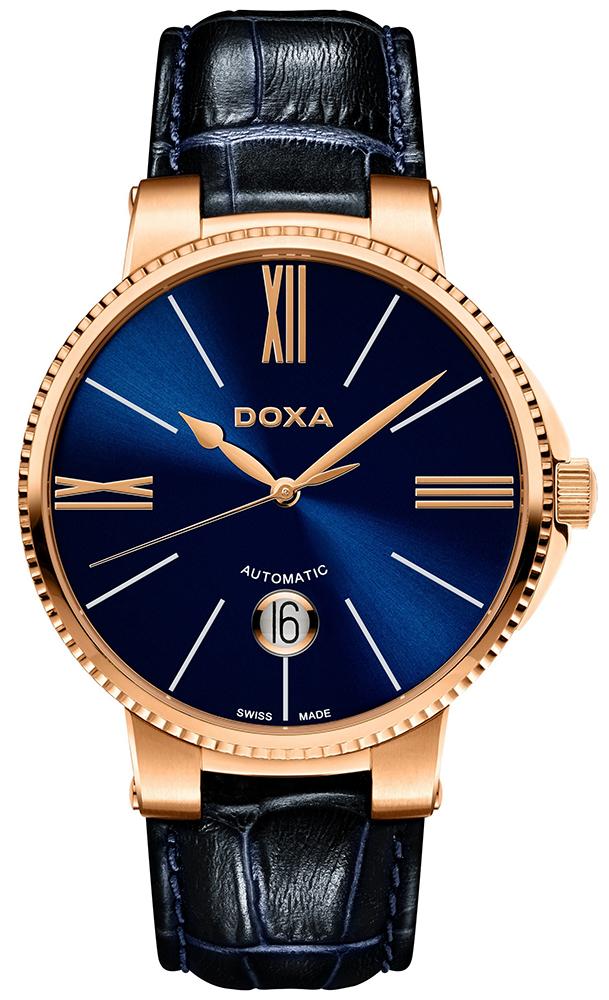 Doxa 130.90.202.03 - zegarek męski