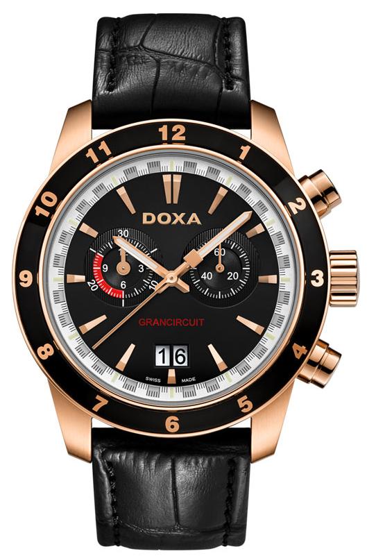 Doxa 140.90.101.01 - zegarek męski