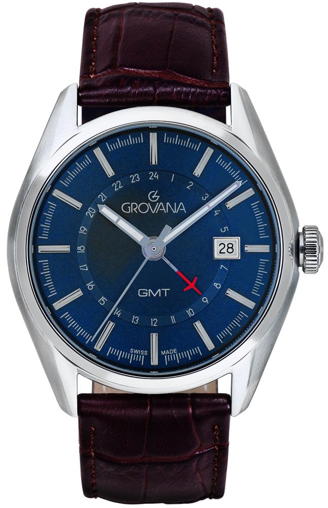 Grovana 1547.1535 - zegarek męski