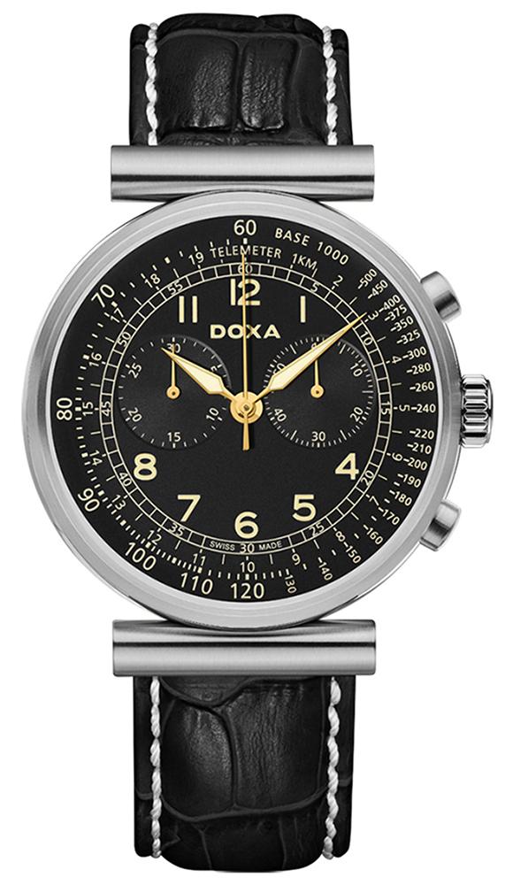 Doxa 160.10.105.01 - zegarek męski