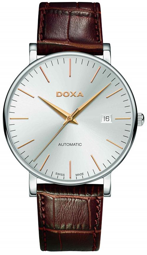 Doxa 171.10.021Y.02 - zegarek męski