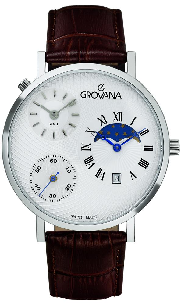 Grovana 1711.1532 - zegarek męski