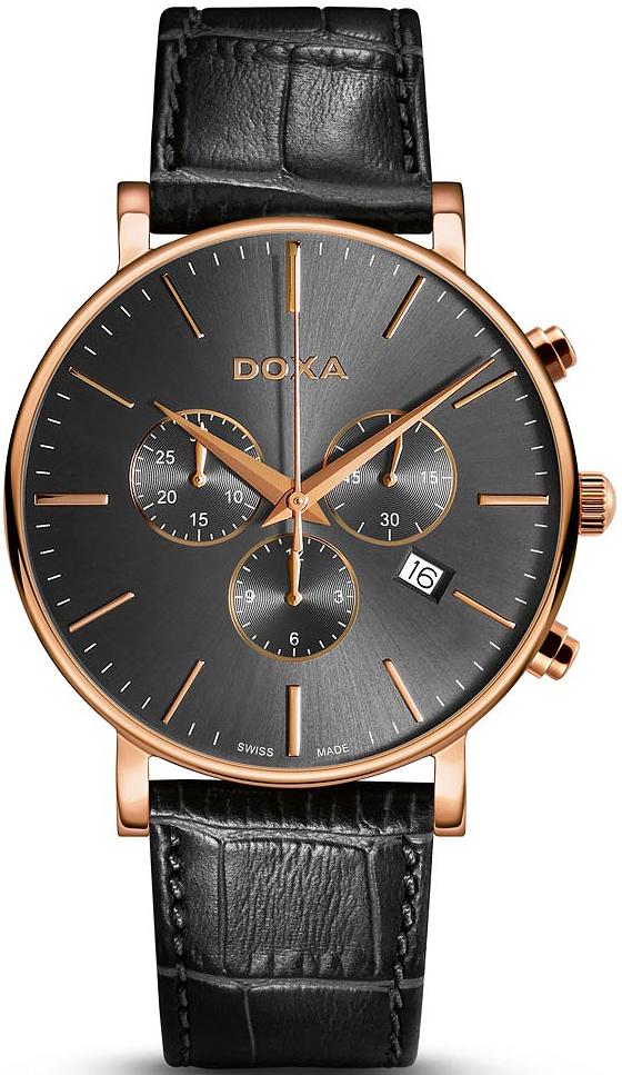 Doxa 172.90.121.01 - zegarek męski