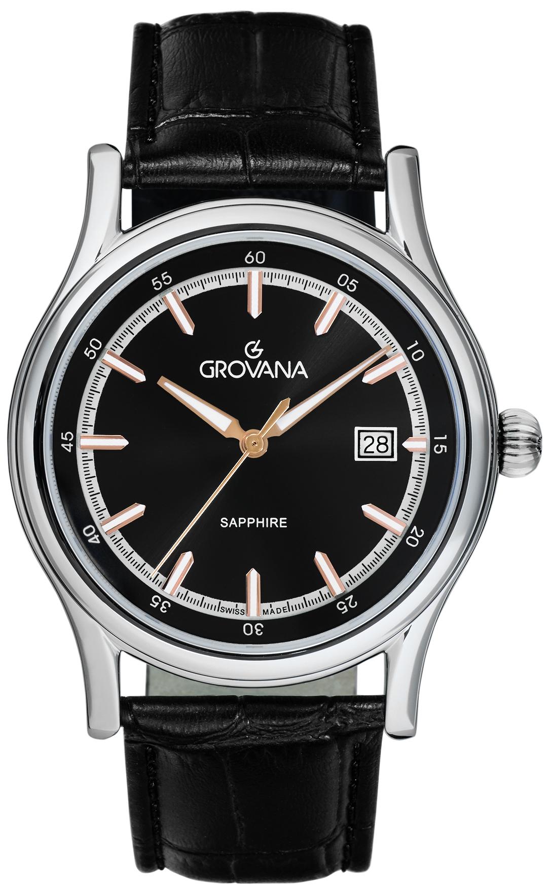 Grovana 1734.1524 - zegarek męski
