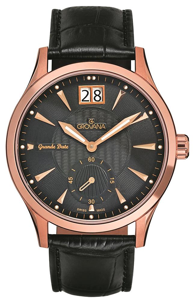 Grovana 1741.1567 - zegarek męski