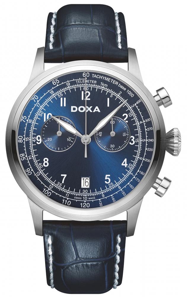 Doxa 190.10.205.03 - zegarek męski