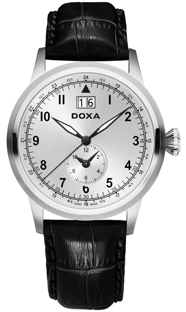 Doxa 192.10.025.01 - zegarek męski