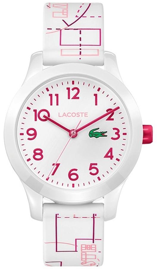 Lacoste 2030009 - zegarek dla dziewczynki