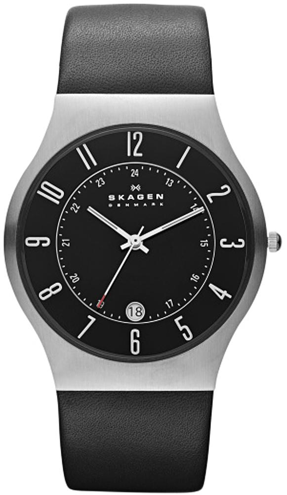 Skagen 233XXLSLB - zegarek męski