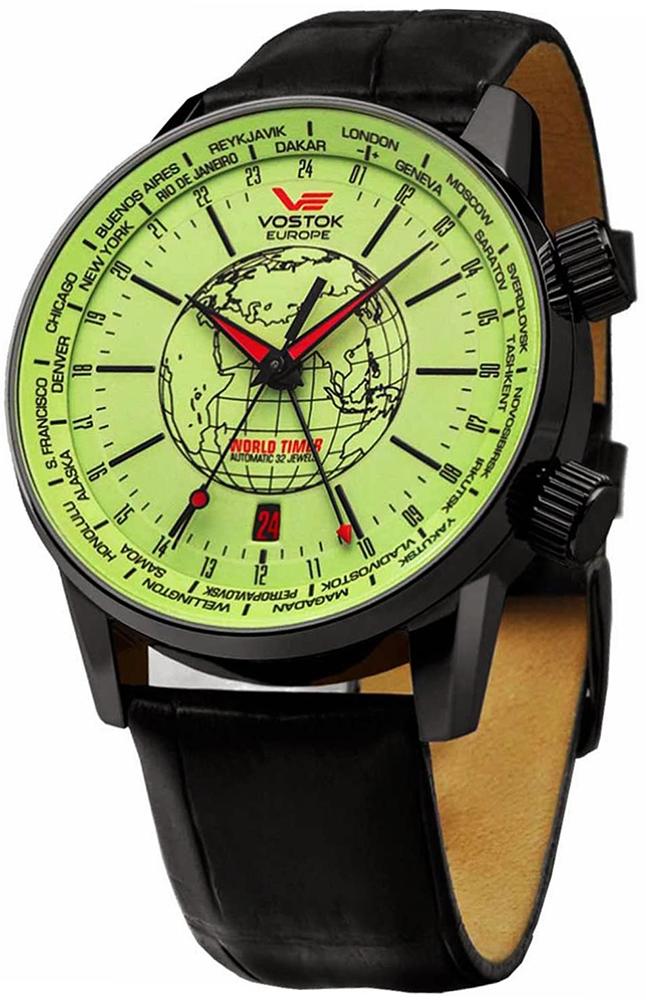 Vostok Europe 2426-5604240 - zegarek męski