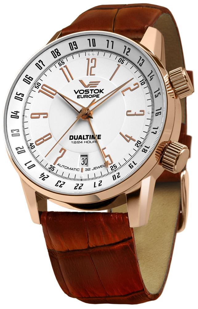 Vostok Europe 2426-5609060 - zegarek męski