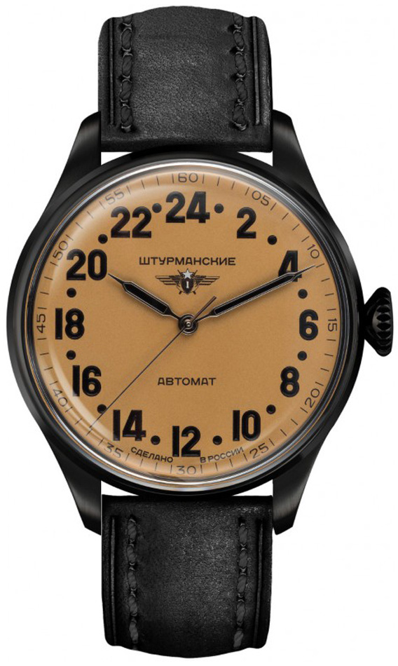 Sturmanskie 2431-6824344 - zegarek męski