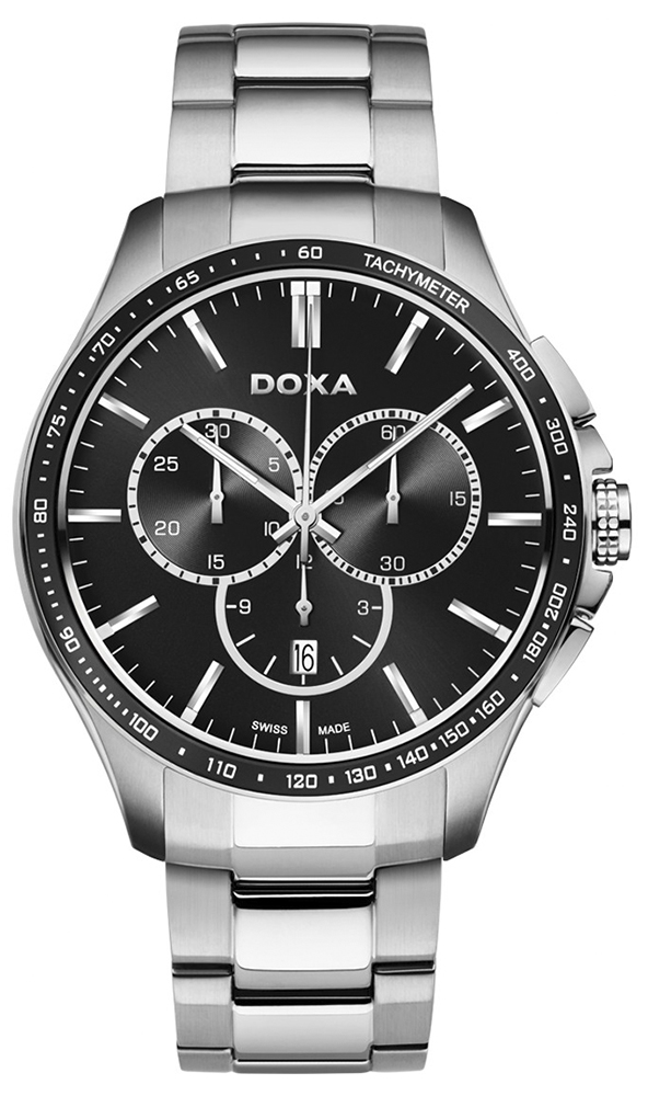 Doxa 287.10.101.10 - zegarek męski