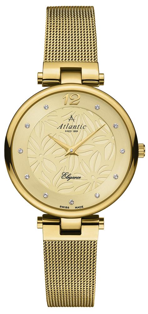 Atlantic 29037.45.31MB - zegarek damski