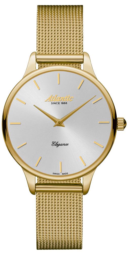 Atlantic 29038.45.21MB - zegarek damski