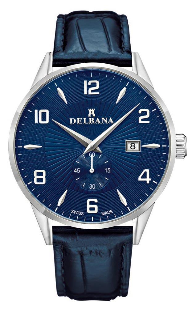 Delbana 41601.622.6.044 - zegarek męski