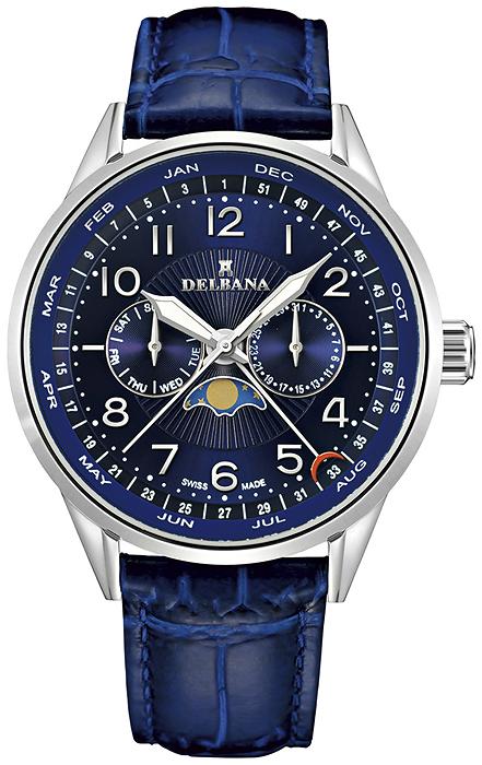 Delbana 41601.646.6.044 - zegarek męski