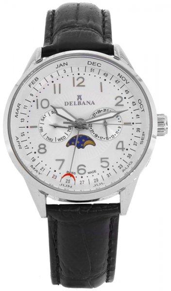Delbana 41601.646.6.064 - zegarek męski