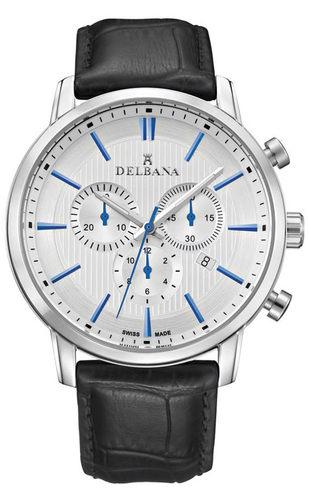 Delbana 41601.666.6.061 - zegarek męski
