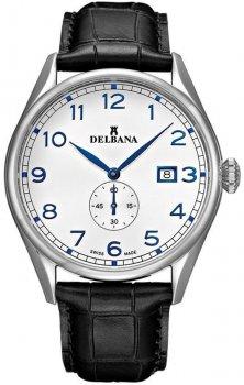 Delbana 41601.682.6.062-POWYSTAWOWY - zegarek męski