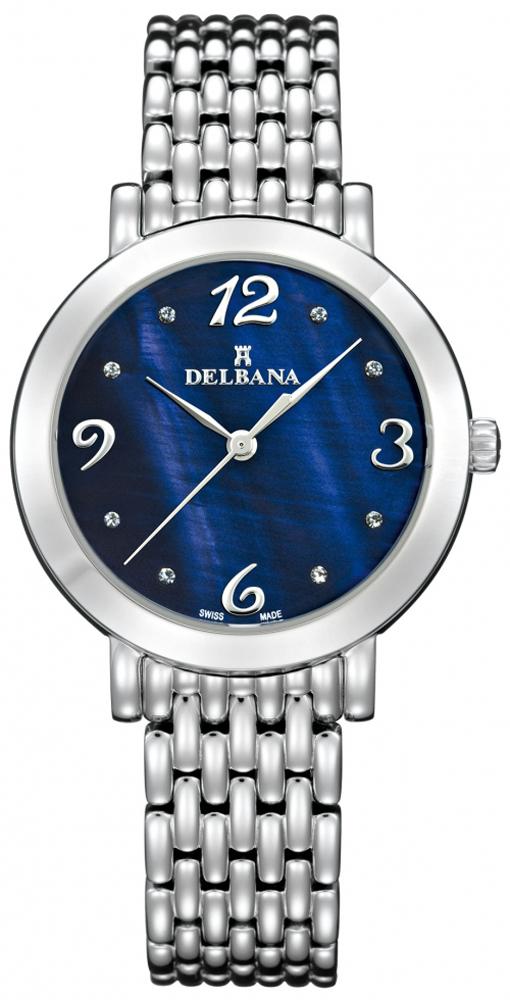 Delbana 41701.613.1.544 - zegarek damski