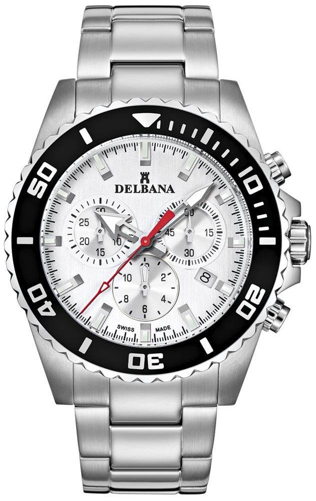 Delbana 41702.624.6.011 - zegarek męski