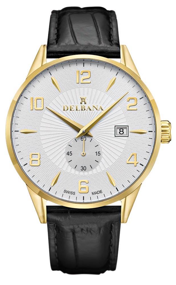 Delbana 42601.622.6.064 - zegarek męski