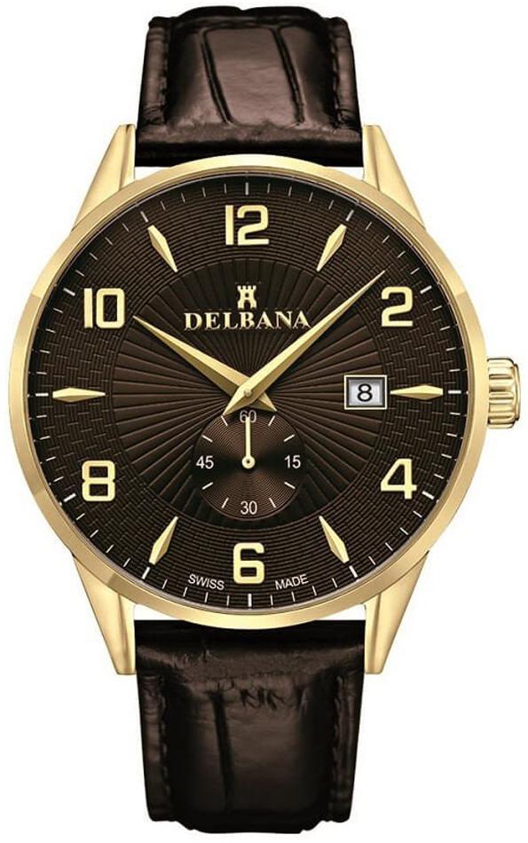 Delbana 42601.622.6.104 - zegarek męski