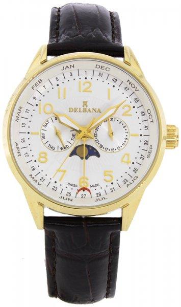 Delbana 42601.646.6.064 - zegarek męski