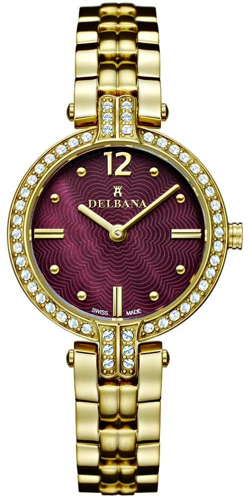 Delbana 42711.617.1.562 - zegarek damski
