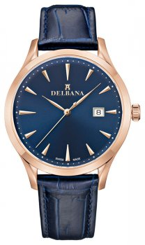 Delbana 43601.694.6.041 - zegarek męski