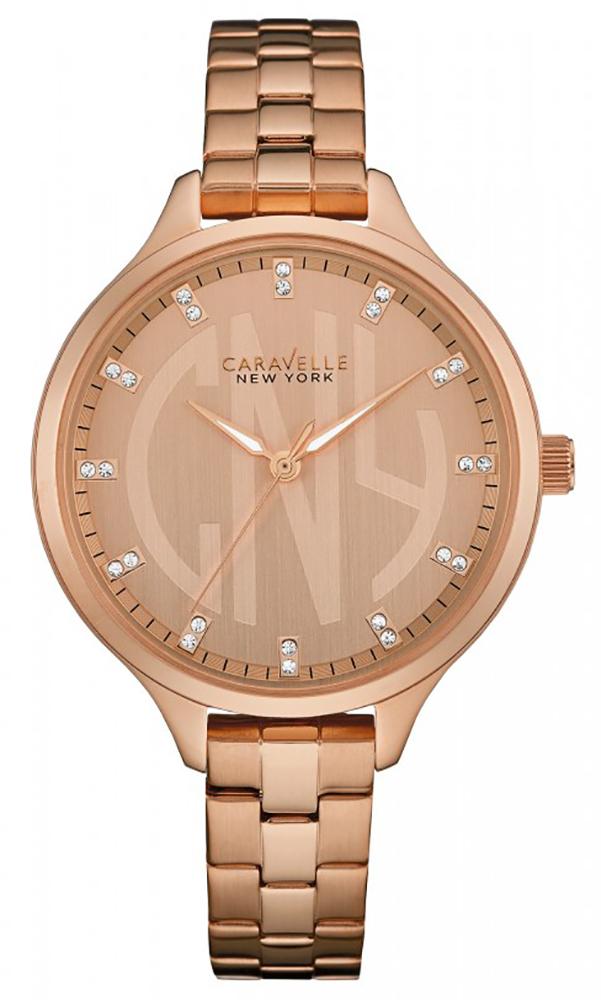Caravelle 44L207 - zegarek damski