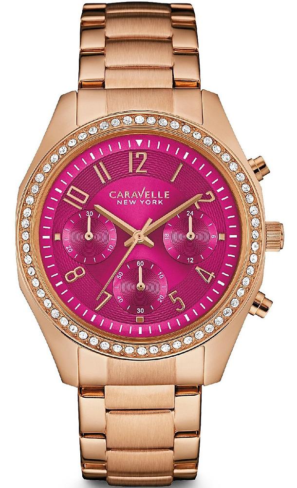 Caravelle 44L223 - zegarek damski
