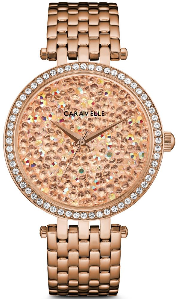 Caravelle 44L236 - zegarek damski