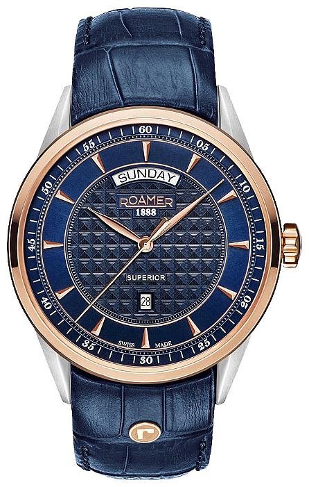 Roamer 508293 49 45 05 - zegarek męski