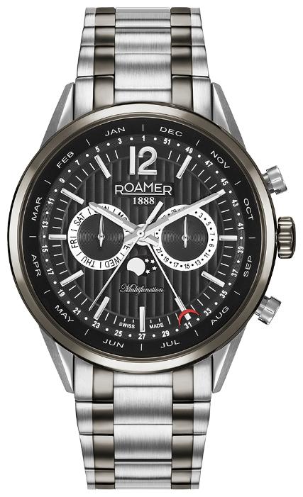 Roamer 508822 40 54 50 - zegarek męski