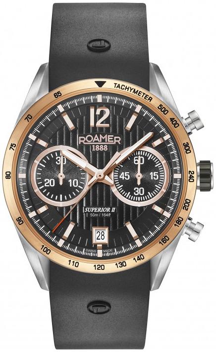 Roamer 510902 39 54 05 - zegarek męski