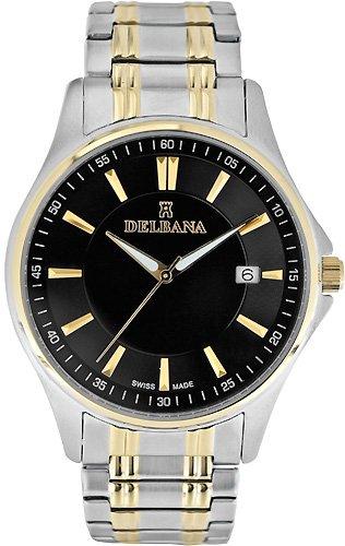 Delbana 52702.360.6.031 - zegarek męski