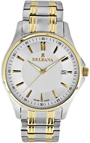 Delbana 52702.360.6.061 - zegarek męski