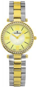 Delbana 52711.589.1.526 - zegarek damski