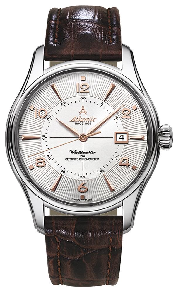 Atlantic 52753.41.25R - zegarek męski