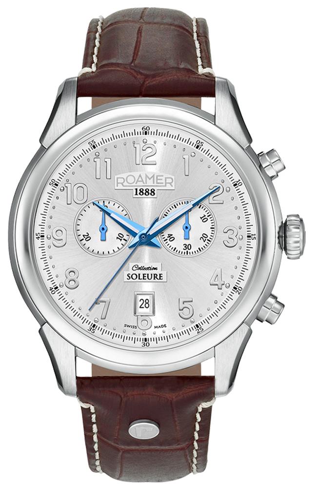Roamer 540951 41 16 05 - zegarek męski