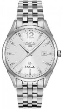 Roamer 550660 41 25 50-POWYSTAWOWY - zegarek męski